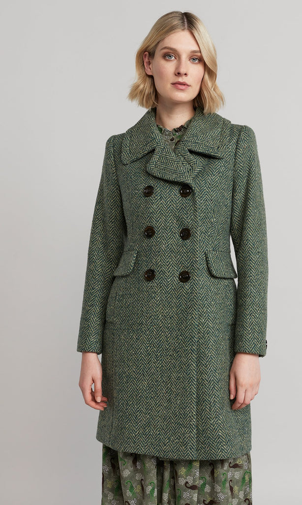 Simpson Coat - Green
