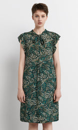 Marinetta Dress - Green