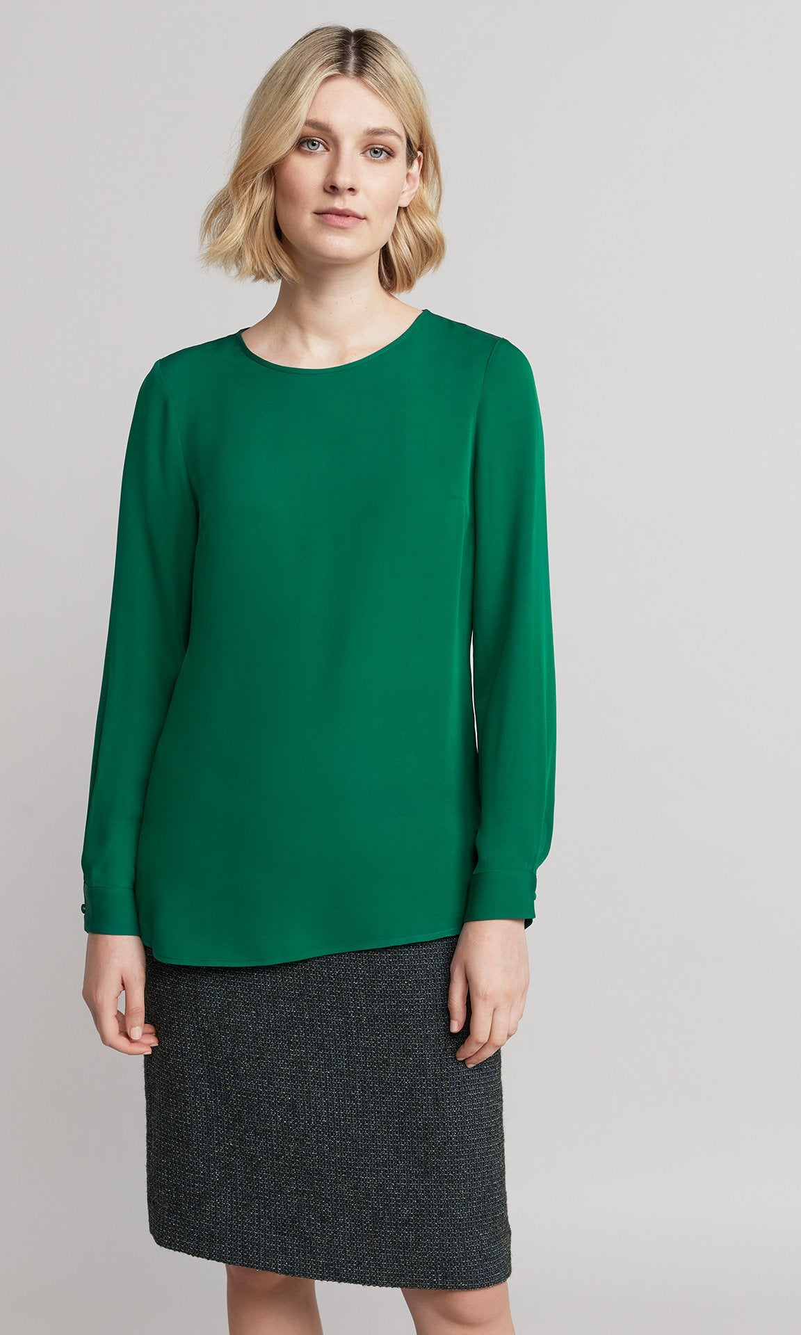 Tamala Blouse - Green