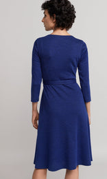 Geneva Dress - Blue