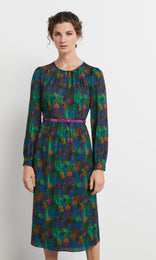 Morton Dress - Forest