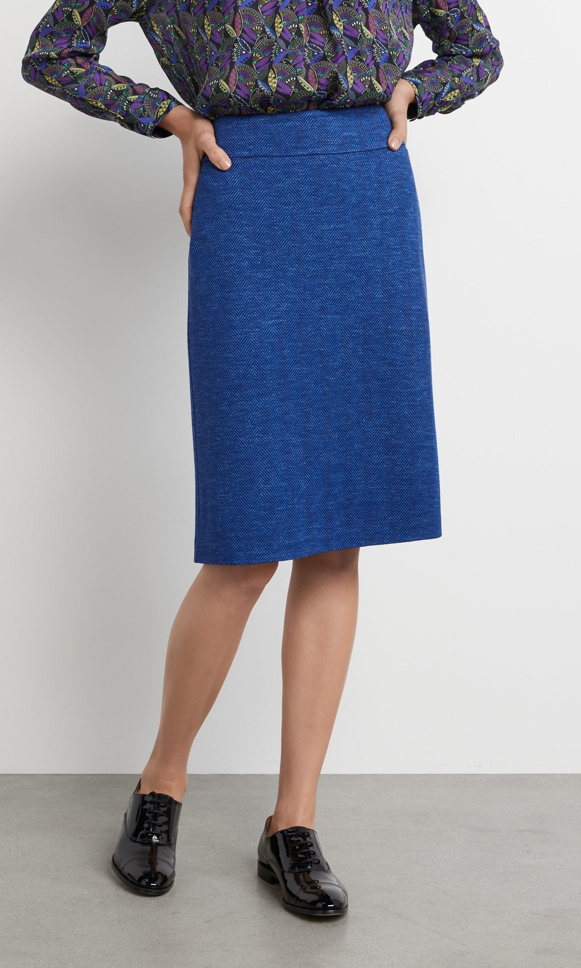 Griffith Skirt Blue