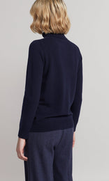 Grace Rollneck - Navy