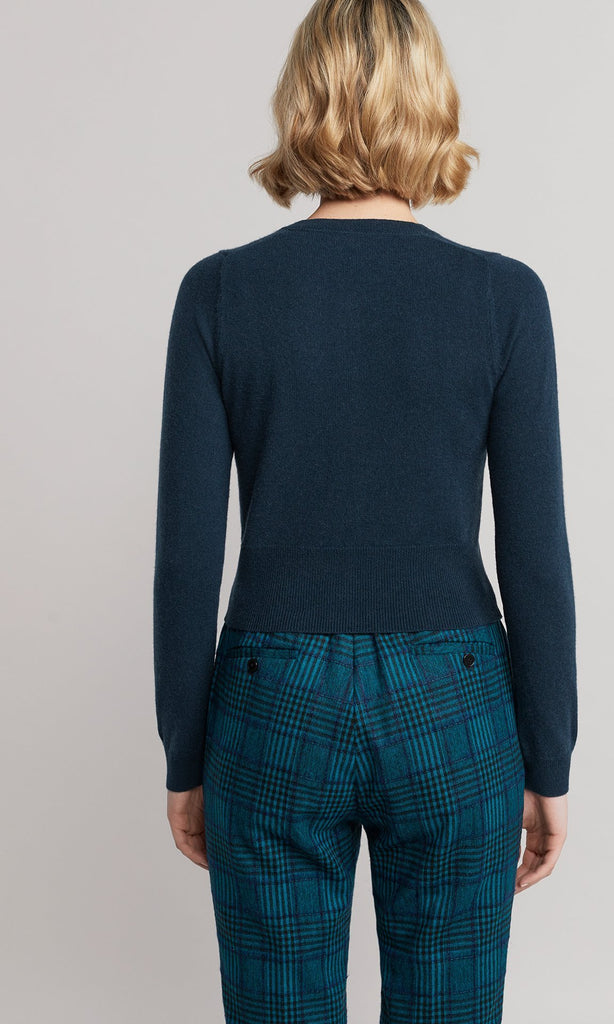 Peggy Cardigan - Teal