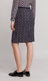 Hazelton Skirt - Purple