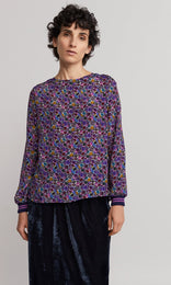 Olga Top - Purple