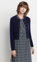 Campbell Cardigan - Midnight