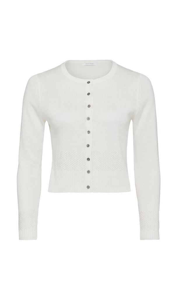 Corniglia Cardigan - Off White