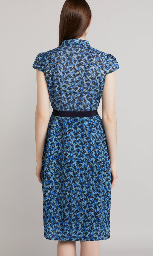 Faith Dress - Blue