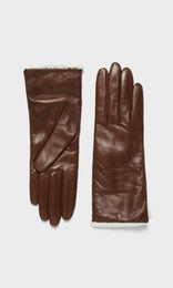 Ida Gloves - Chocolate