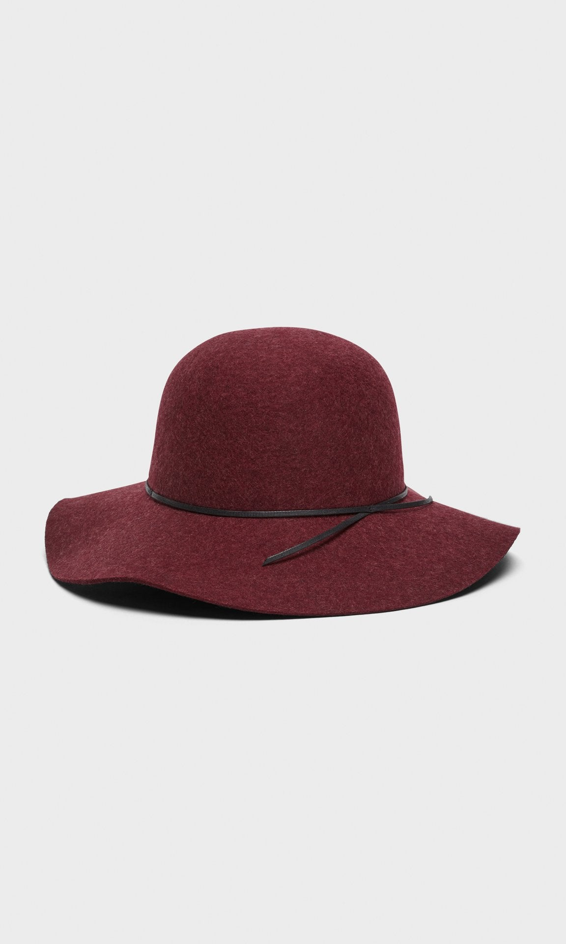 Goulding Hat Bordeaux
