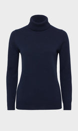 Heywood Rollneck - Navy