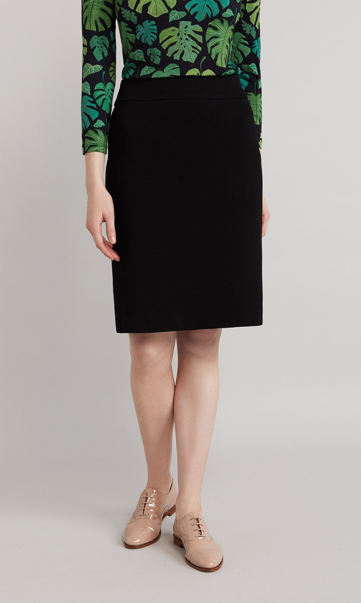Ingrid Skirt  - Black