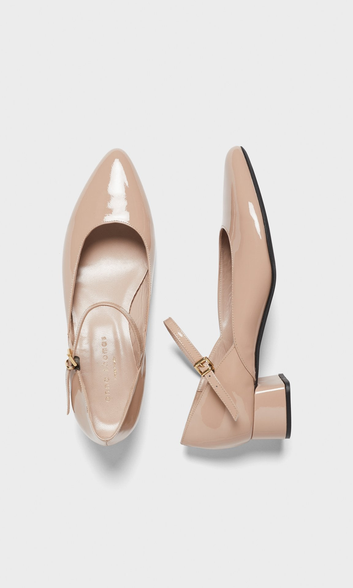 Jane Pump Blush