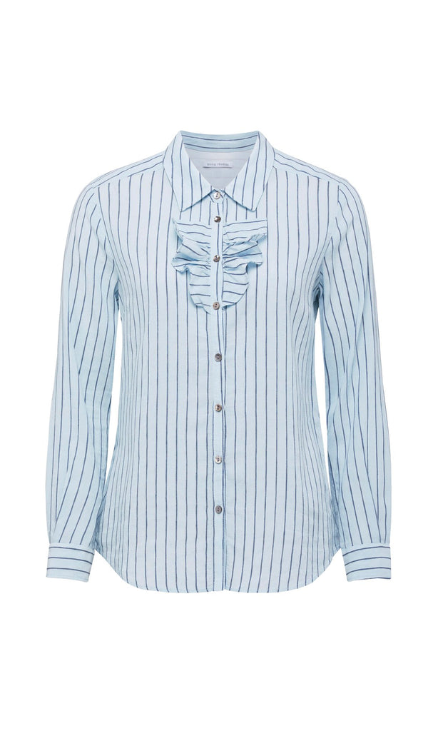 Jara Shirt - Ice Blue