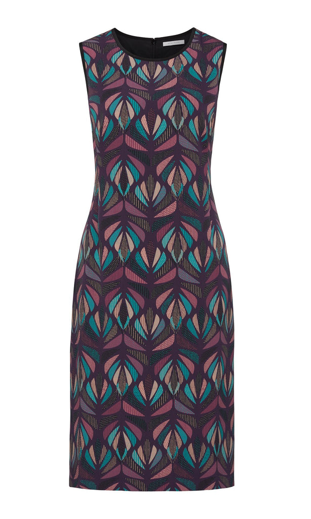 Linosa Dress - Purple