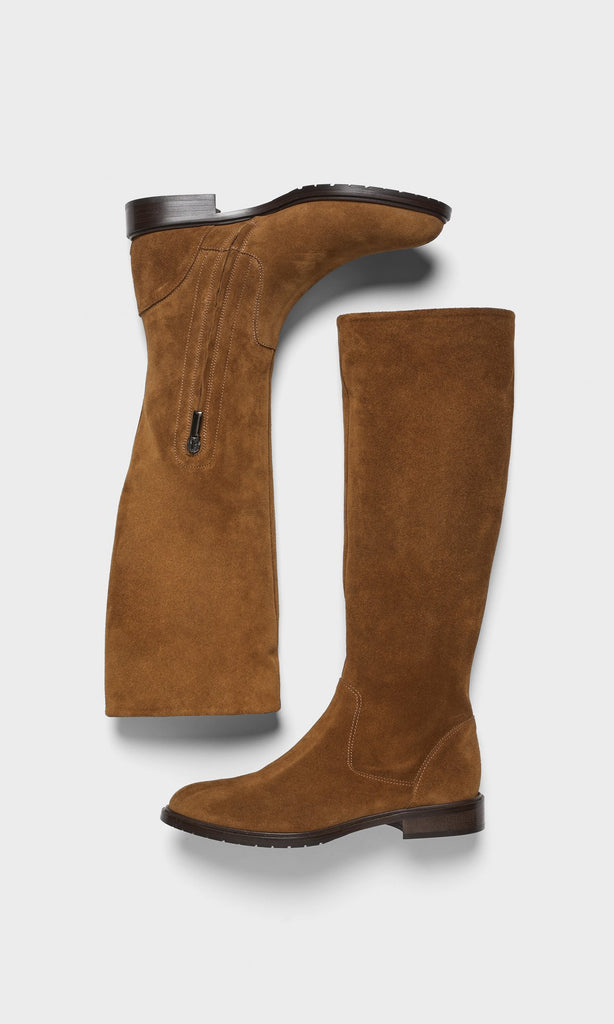Woollard Boot - Tobacco
