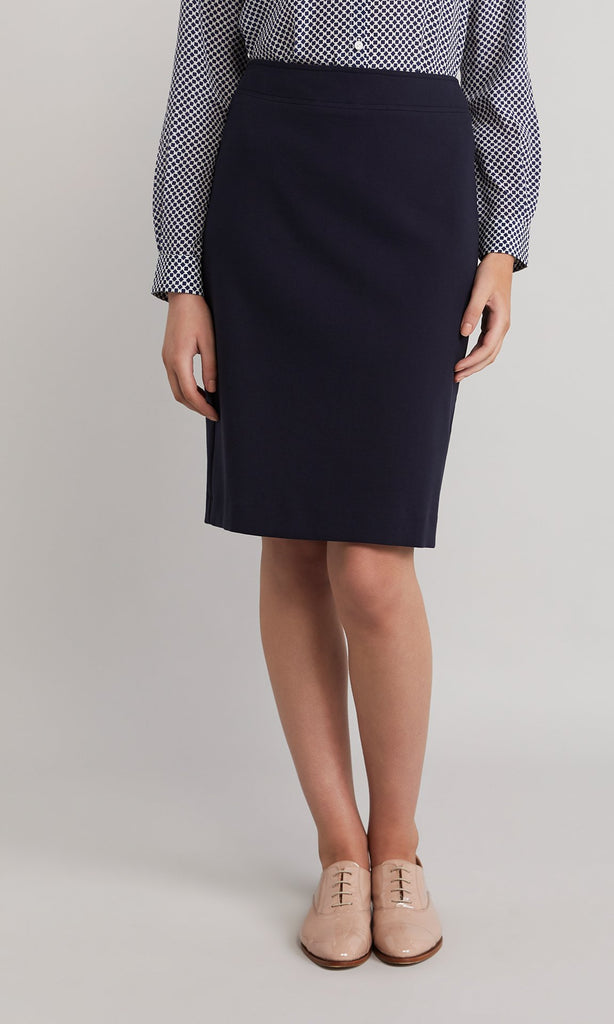 Olson Skirt  - Navy
