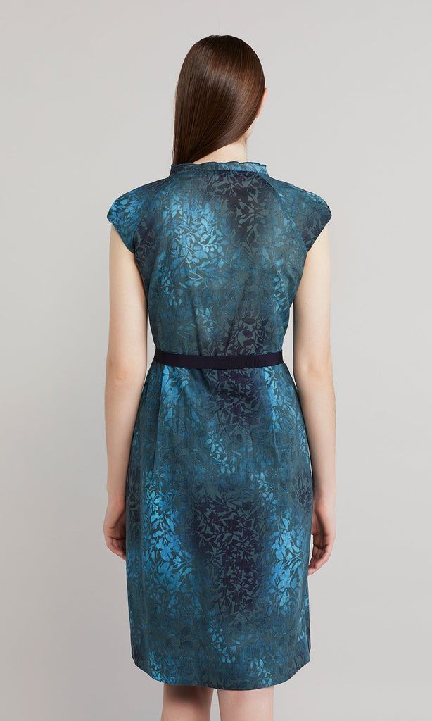 Page Dress - Teal
