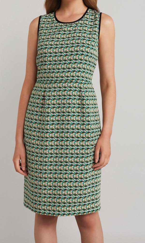 Meyer Dress  - Sherbert
