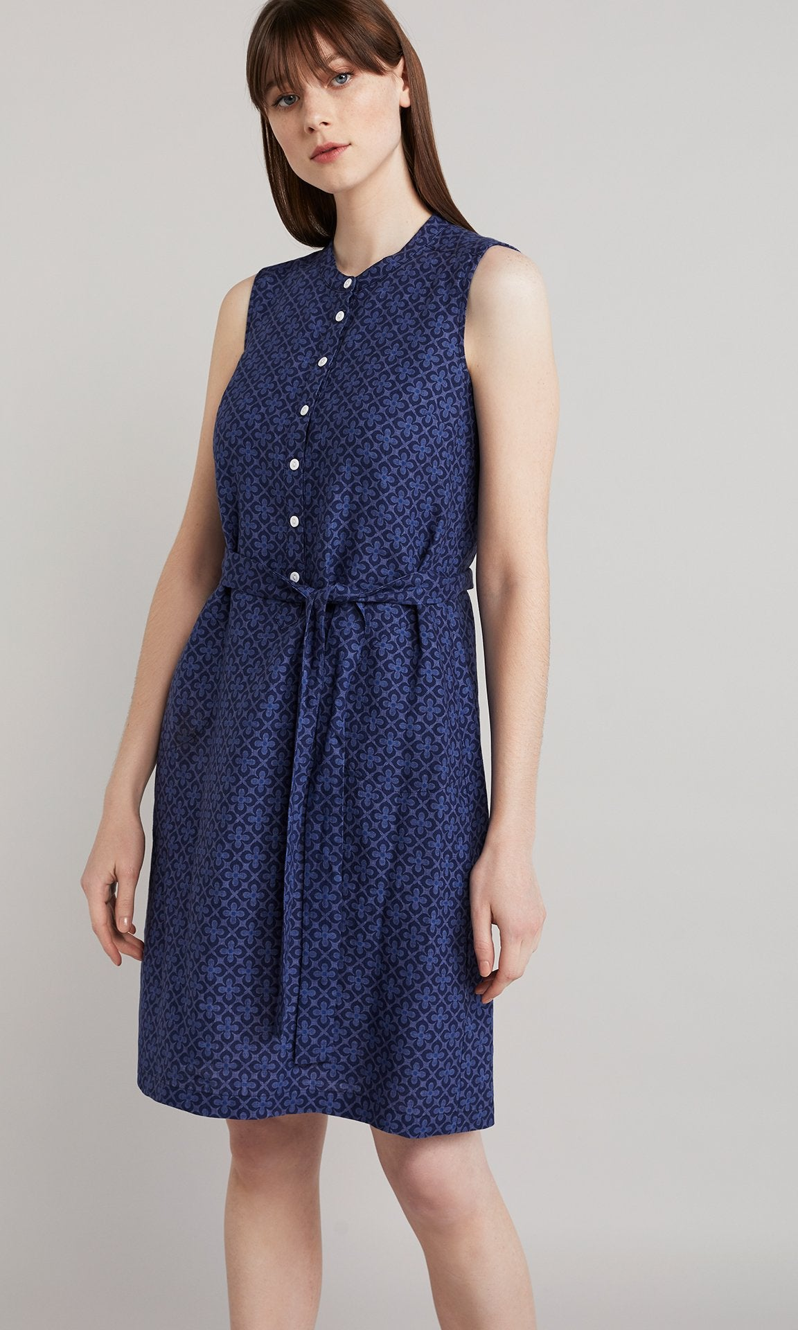 Heather Dress - Denim