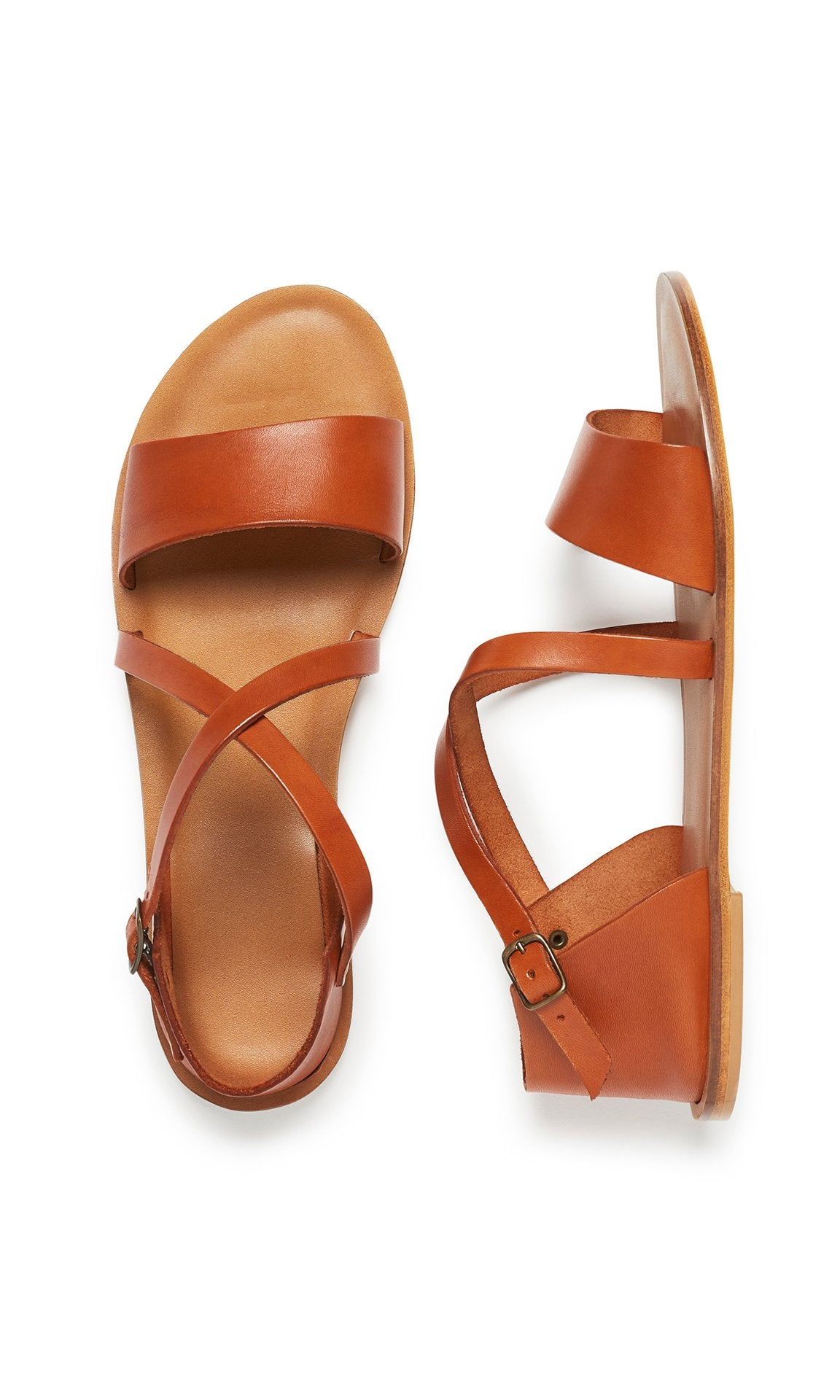 Rossana Sandal - Orange