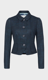 Selina Jacket - Teal