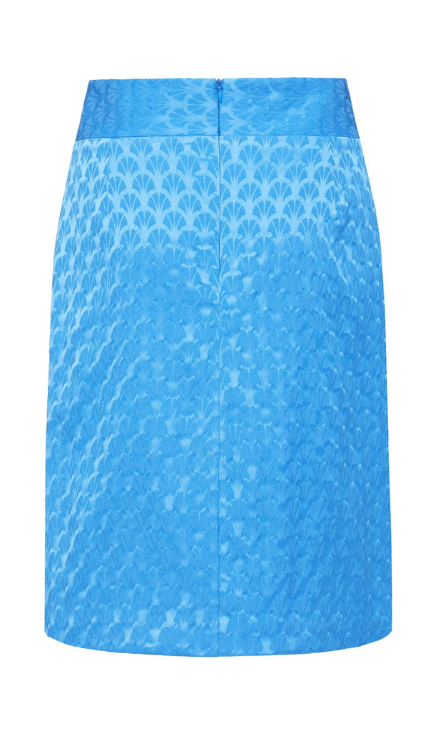 Shirley Skirt - Aqua