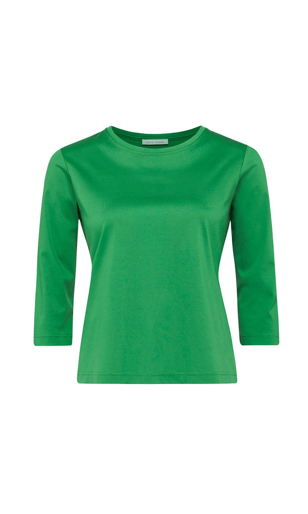Hana Top - Emerald