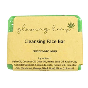 Face and Body Cleansing Bar