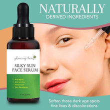 Load image into Gallery viewer, Silky Sun Face Serum