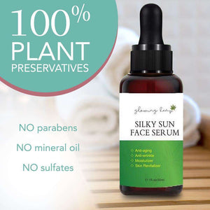 Silky Sun Face Serum