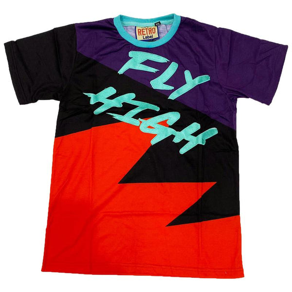 RETRO LABEL FLY HIGH SHIRT