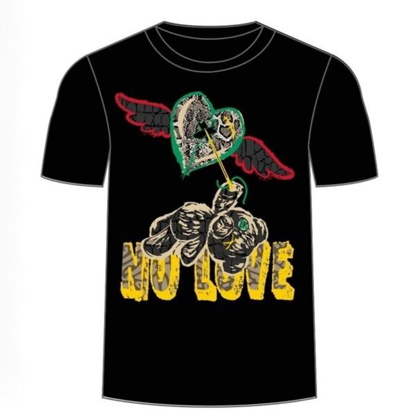 No Love Multi-Color T-Shirt