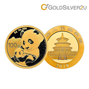 "[ONLINE EXCLUSIVE PRE ORDER] Tomei x China Gold Coin Yellow Gold 999 (24K) ""2019 Panda"" Coin 8 Grams (PGC-8G-19)"