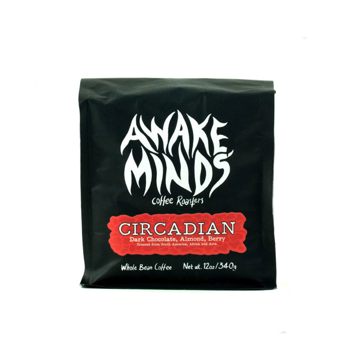 CIRCADIAN BLEND whole bean coffee