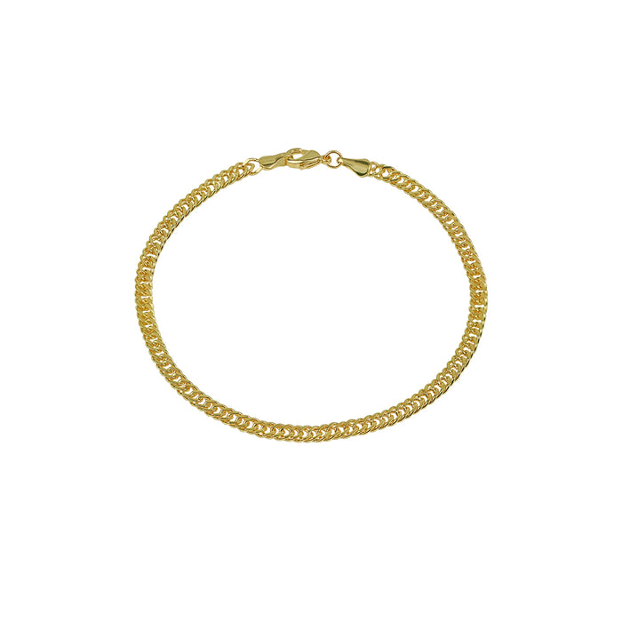 THE CUBAN LINK ANKLET