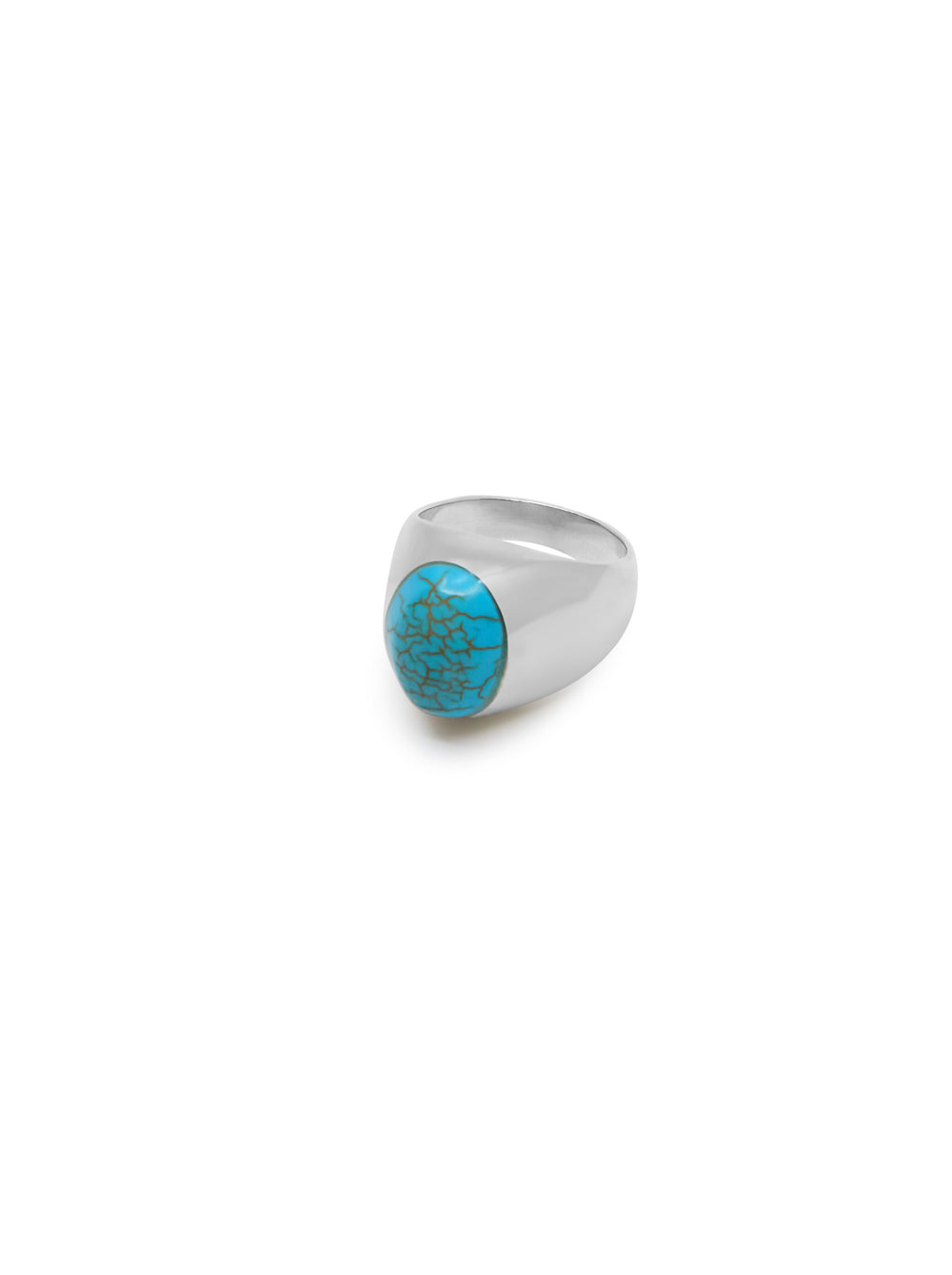 THE JUSTIN TURQUOISE RING (ALEXANDER ROTH X THE M JEWELERS)