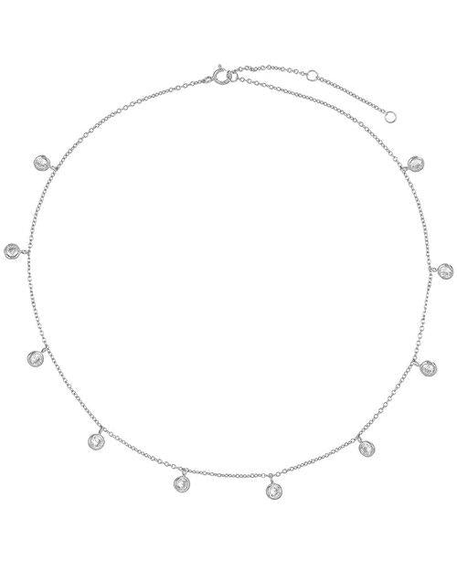 THE DAINTY BEZEL CHOKER