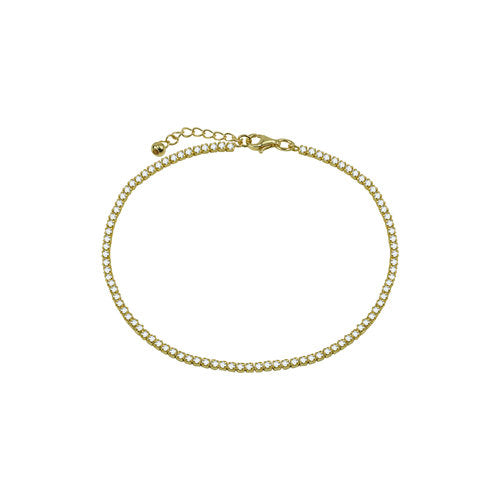 THE THIN VALDEZ ANKLET