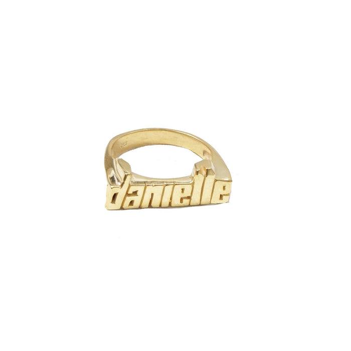 THE FRAME NAME RING