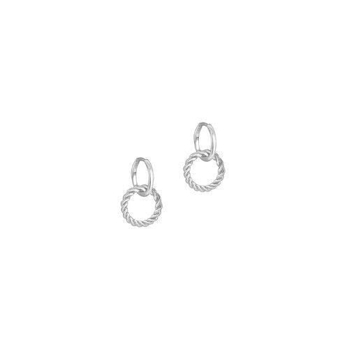 THE TINY LE HOOP EARRINGS