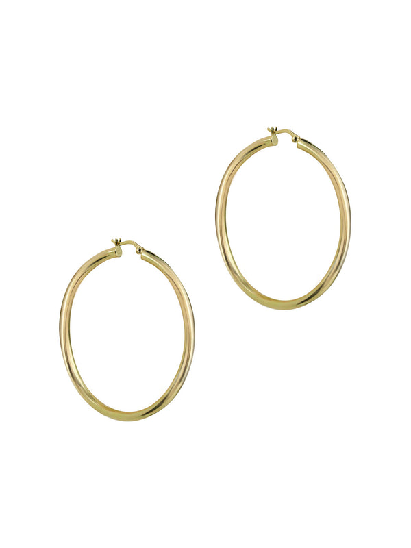 THE ESSENTIAL MONA HOOP EARRINGS