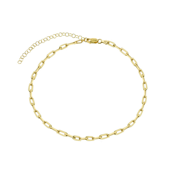 THE REDA LINK CHOKER NECKLACE