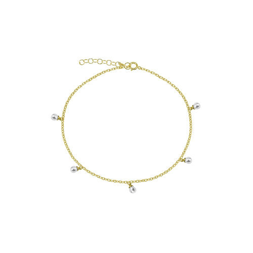 THE PEARL ANKLET