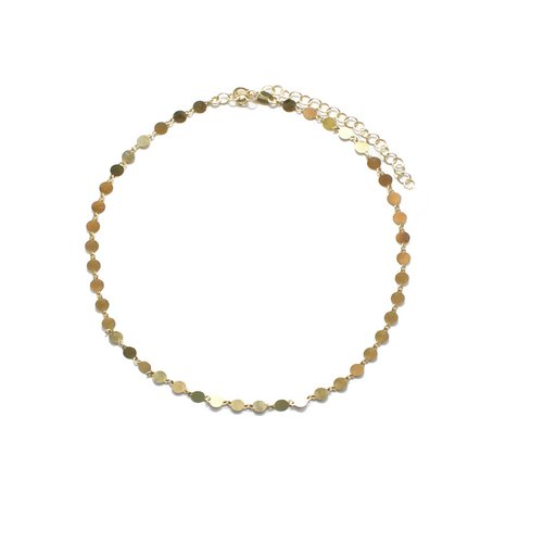 THE DAINTY CIRCLE CHOKER