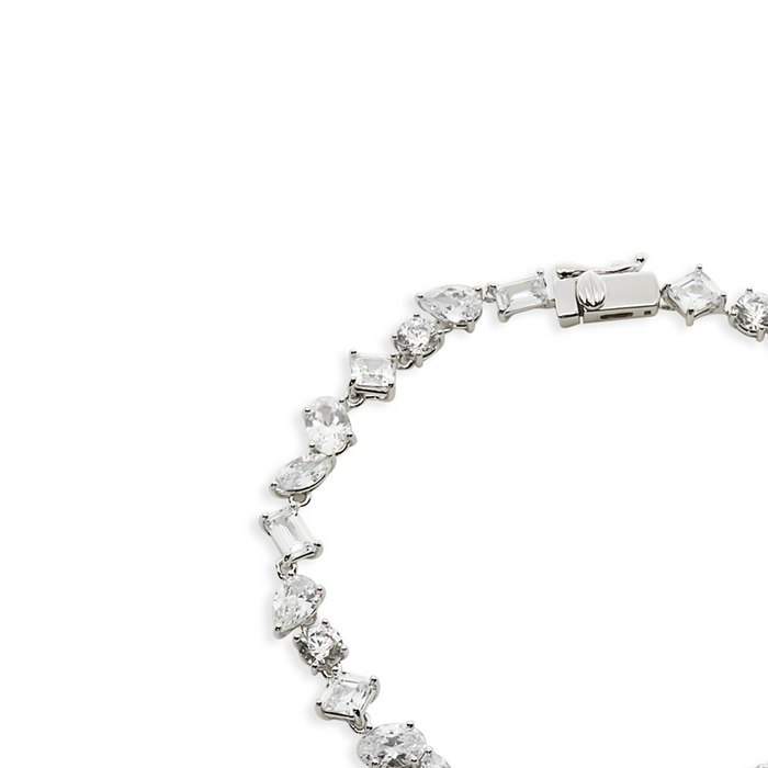 THE MULTI STONE TENNIS BRACELET