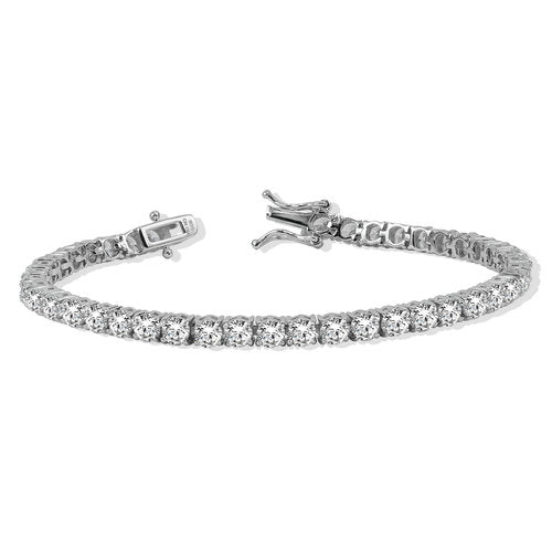THE PAVE' TENNIS BRACELET