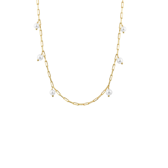THE REDA PEARL LINK CHAIN