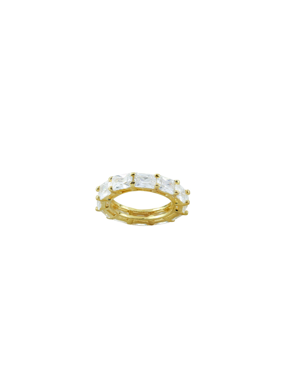 THE RADIANT ETERNITY BAND (CHAPTER II BY GREG YÜNA X THE M JEWELERS)